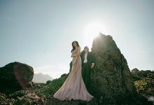 David & Sherly Pre Wedding by NOMINA PHOTOGRAPHY