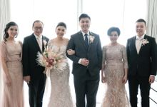 The Wedding Of  Kevin & Nadya by Loxia Photo & Video