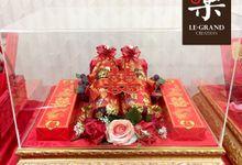 Sangjit Day Harta & Eva by Le Grand Creation