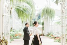 Mel & Kiel - Prenup by Foreveryday Photography