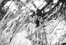 STEVEN & FLORENCIA PREWEDDING by DHIKA by MA Fotografia