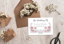 The Wedding of Charlie & Cecil by Miracle Wedding Bali