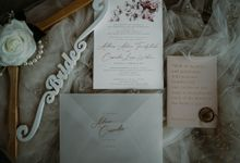 Cassandra & Adrian Wedding at Westin Hotel Jakarta by AKSA Creative