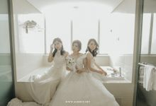 THE WEDDING OF ADITYA & SUSAN by alienco photography
