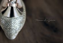 Thomas & Gloria Wedding Day by Enoch Gallery