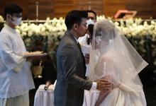 The Wedding of Rendy and Helen - Swissotel PIK Avenue by Castle Wedding Planner & Event Organizer