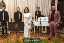 Alvin & Listy Wedding by Sixth Avenue Entertainment