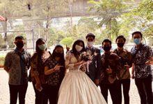 Wedding of Teddy Nugraha & Gendis Freyona by ID Organizer