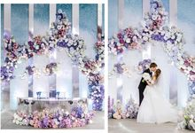 Dovil bride by Maria German decor