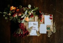 Elopement Amie and Patrick Jungle Wedding in Canggu by Amora Bali Weddings