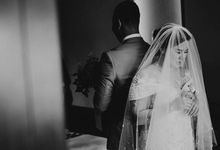 Gustin & Jenny Wedding by Tefillah Wedding