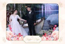 Nathan & Christine Wedding by Foto moto photobooth