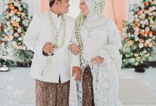 Wedding for Tuti lestari by Ernade Wedding Gallery