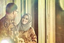 Rani & Irsan by TOPStudio Wedding