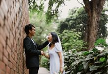 Couple Session of Annisa & Gaza by XO.Photoworks