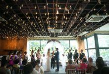 Mr and Mrs Maya by Bojou Weddings
