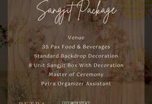 Sangjit Package by Petra Organizer
