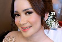 HASIL MAKE UP PAKET ALLEYA by alleya wedding center