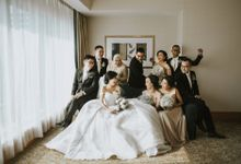 The Wedding of Wiie and Agnes by Hello Elleanor