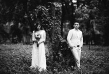 DAVID & FELICIA PREWEDDING by DHIKA by MA Fotografia