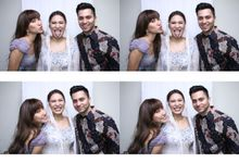 Vicky & Akbar Wedding by Foto moto photobooth