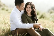 ANGGA & LAURA PREWEDDING by WILL by MA Fotografia