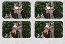 Indri & Bryan Wedding by Foto moto photobooth