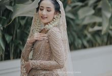 TRADISIONAL WEDDING (NADIA & ISMETH) by alleya wedding center