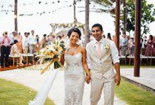 Felicia & Sam by baliVIP Wedding