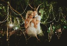 The Wedding of Trav & Mel by KAMAYA BALI