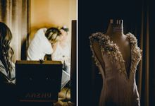 Catherine & Lawrence Wedding Ceremony by ATIPATTRA