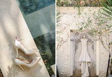 Rizky & Yosephine Wedding by NOMINA PHOTOGRAPHY