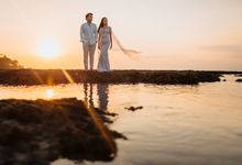 Pre-wedding Session of Kevin and Rea by PadiPhotography