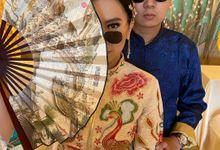 Sangjit day Malvin Pangestu & Oessella by ID Organizer