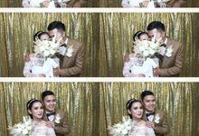 Yonata & Mutiara Wedding by Foto moto photobooth