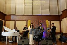 Wilson & Lia Wedding by Sixth Avenue Entertainment