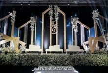 Jason & Devina Wedding Decoration by Valentine Wedding Decoration