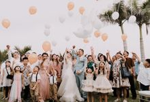 SHELA & BENNY WEDDING by Delapan Bali Event & Wedding