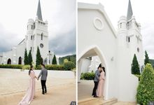 Michael & Erwinda Pre Wedding by NOMINA PHOTOGRAPHY
