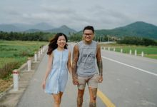 Prewedding SiJie &QianYin by SOHO STUDIO