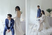 Andrew & Felicia Pre Wedding by NOMINA PHOTOGRAPHY