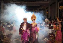 Rai & Mike Wedding by Debali Organizer