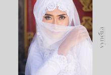 muslim pre-wedding by Vynella Bali