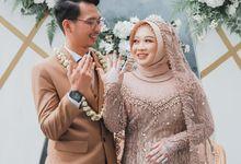 Wedding for Alifah & Faisal by Ernade Wedding Gallery