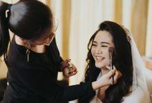 Makeup Wedding Dicky & Erika by Jessica Cendana