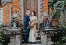 Lisa & James by baliVIP Wedding
