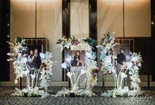 Sheraton Gandaria, 27 Jun '21 by Pisilia Wedding Decoration