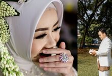 Wedding Rengganis & Ruhus by Untung Photography