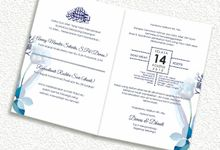 Undangan Softcover Ukuran Small by Alma Wedding Invitation