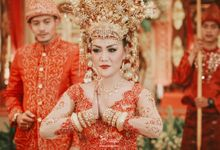 The Wedding Palembang Dhonna & Novan by Galcreative Pictures